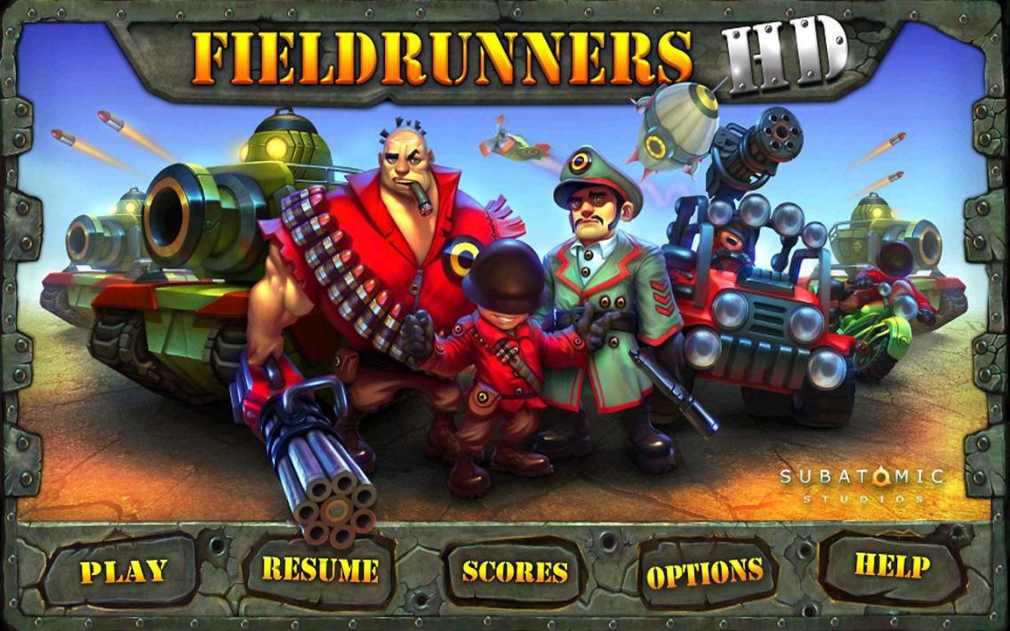 Field Runners