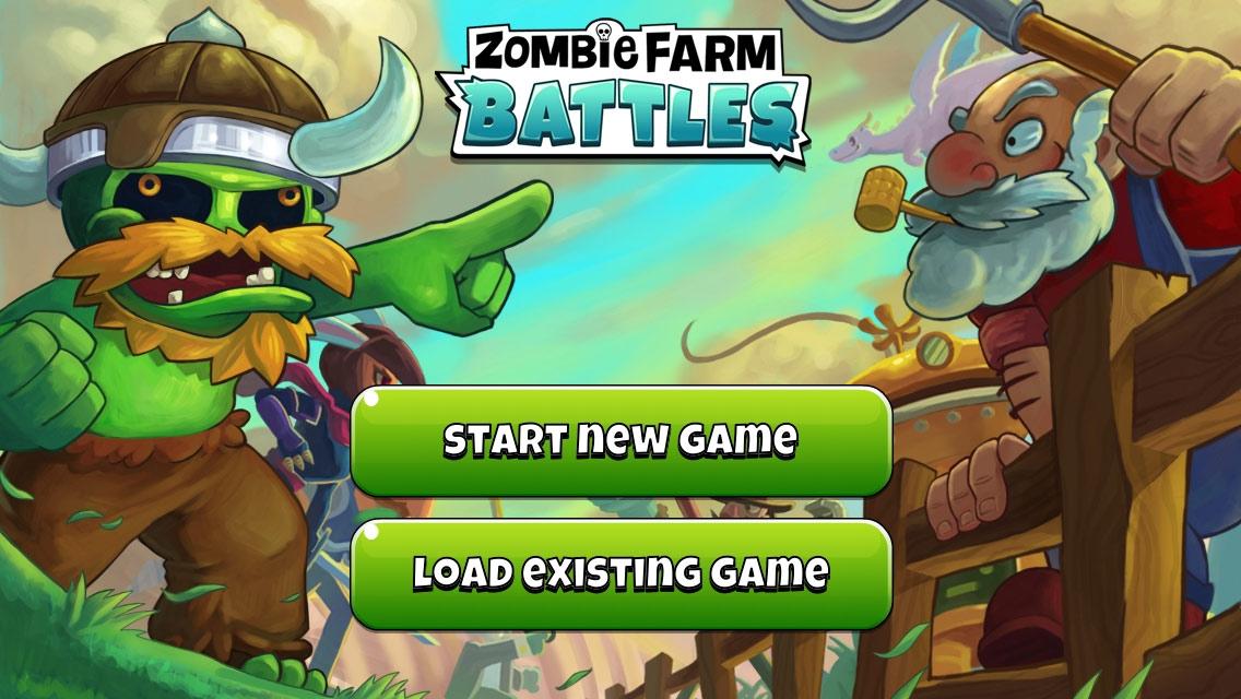 Zombie Farm Battles