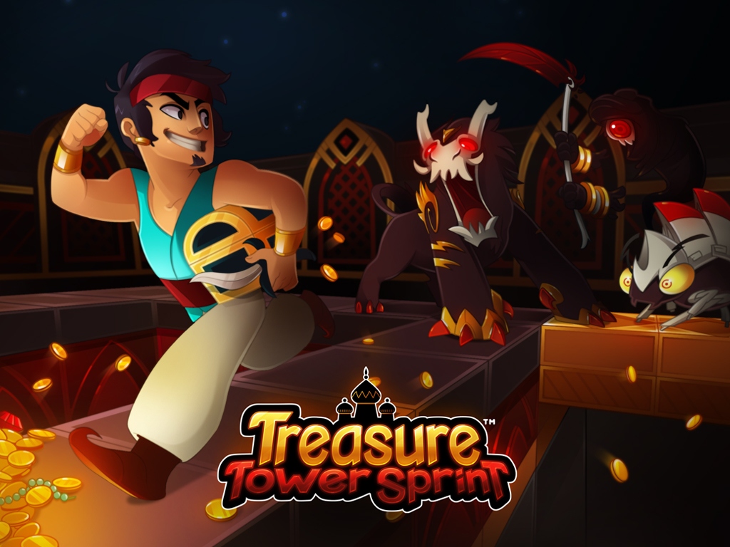 Treasure Tower Sprint